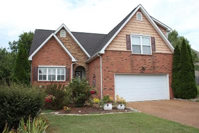 Spring Hill Single Family Home For Sale: 1629 Zurich Dr
