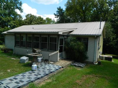 Shelbyville Single Family Home For Sale: 265 Mullins Hollow Rd