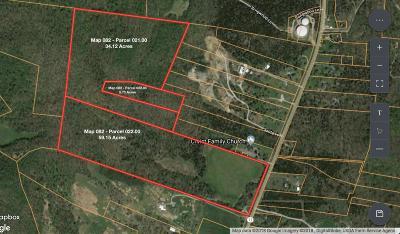 Williamson County Residential Lots & Land For Sale: 7581 Nolensville Rd
