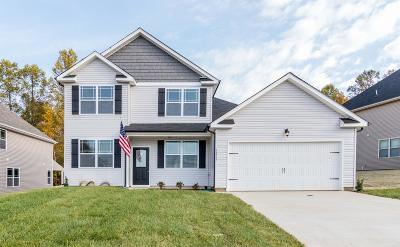 Clarksville Single Family Home For Sale: 349 West Creek Farms