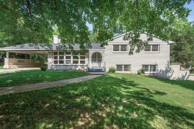 Williamson County Single Family Home For Sale: 110 Dabney Dr