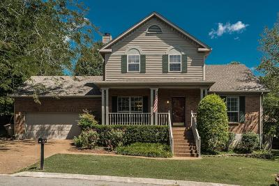 Goodlettsville Single Family Home Under Contract - Showing: 106 Swanton Ct