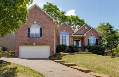 Davidson County Single Family Home For Sale: 6540 Chessington Dr
