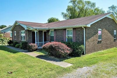 Gallatin Multi Family Home Under Contract - Not Showing: 1155 Edgewood Dr