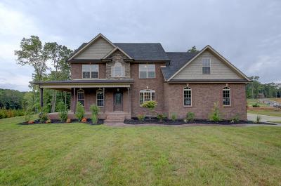 Clarksville Single Family Home For Sale: 26 Reda Estates Lot 26