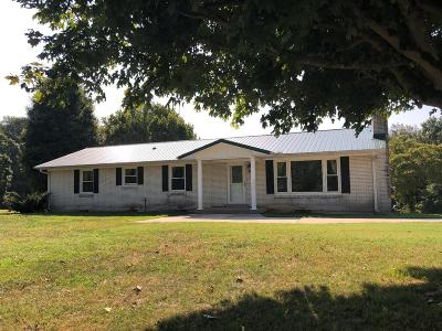 Lawrenceburg Single Family Home For Sale: 457 Waterloo Rd