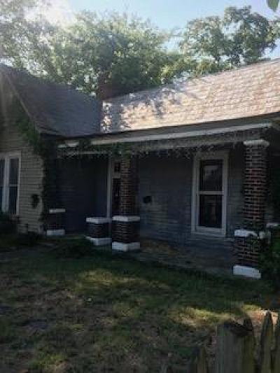 Cheatham County Single Family Home For Sale: 107 Cumberland Street