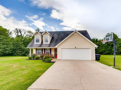 Murfreesboro Single Family Home Under Contract - Showing: 2006 Ravenwood Dr