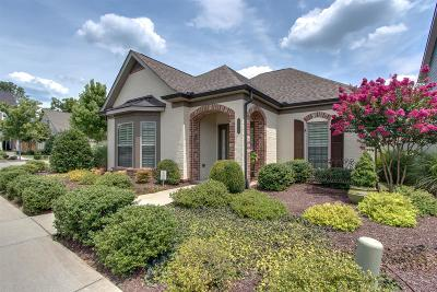 Mount Juliet Single Family Home Under Contract - Showing: 3203 Charleston Way