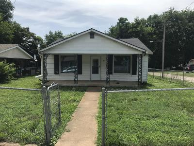 Mount Pleasant Single Family Home For Sale: 402 Hill St