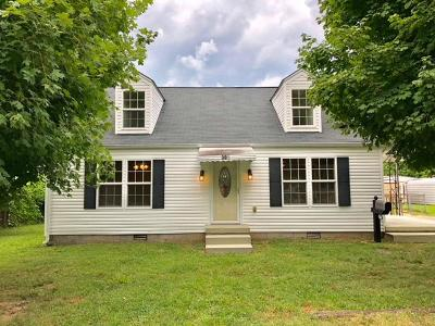Dickson Single Family Home Under Contract - Showing: 503 W Walnut St