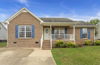 Spring Hill  Single Family Home Under Contract - Showing: 2700 Zakary Ct