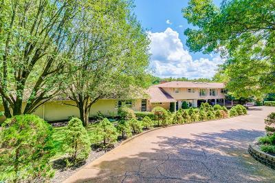 Nashville Single Family Home For Sale: 446 Franklin Limestone Rd