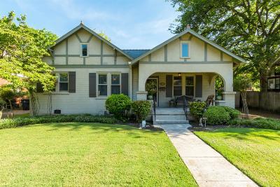 Nashville Single Family Home For Sale: 2802 W Linden Ave