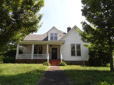 Sparta Single Family Home For Sale: 406 Gaines St