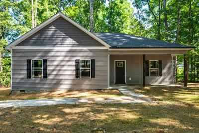 White Bluff Single Family Home For Sale: 855 Hawkins Road