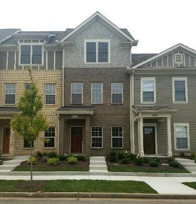 Spring Hill Condo/Townhouse For Sale: 4325 Glassgow Rd