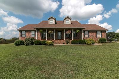 Christian County Single Family Home Under Contract - Not Showing: 1095 Mason Lane