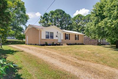 Maury County Single Family Home Under Contract - Not Showing: 104 Cord Dr