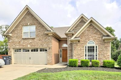 Clarksville Single Family Home For Sale: 1241 Judge Cir