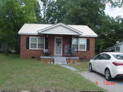 Marshall County Single Family Home Under Contract - Not Showing: 1716 Fayetteville Hwy