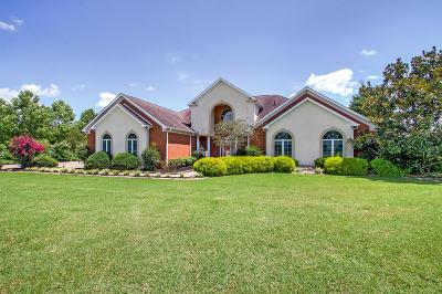 Single Family Home For Sale: 2725 Wilson Overall Rd