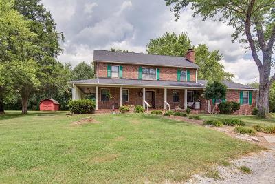 Goodlettsville Single Family Home For Sale: 115 Milwell Dr