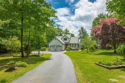 Single Family Home Under Contract - Showing: 1844 Ridge Cliff Drive