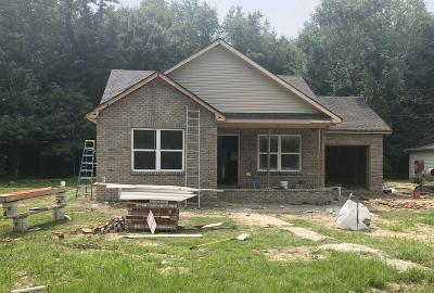 Smithville TN Single Family Home For Sale: $189,900