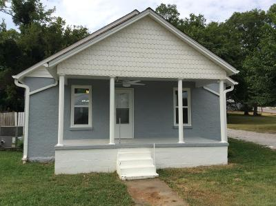 Columbia  Single Family Home Under Contract - Showing: 602 W 8th St