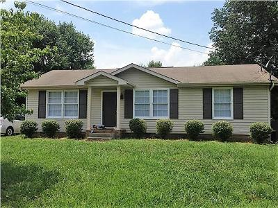 Montgomery County Single Family Home Under Contract - Showing: 544 Donna Dr