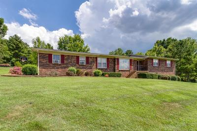 Maury County Single Family Home For Sale: 2063 Highway 166 N