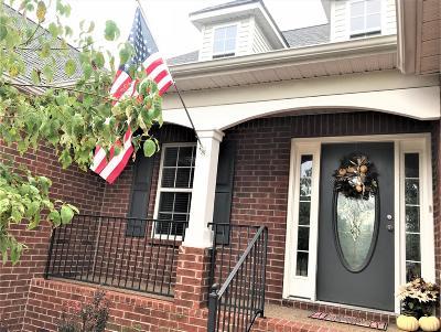Hendersonville Single Family Home For Sale: 144 Stillwater Trl