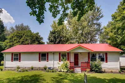 Robertson County Single Family Home For Sale: 1008 Justice St