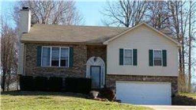Cheatham County Single Family Home For Sale: 1033 Heatherwood Rd