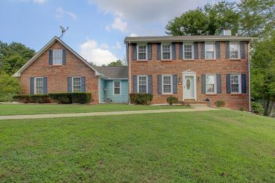 Clarksville Single Family Home For Sale: 2075 Roxbury Ln