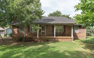 Williamson County Single Family Home Under Contract - Showing: 6246 Arno Rd