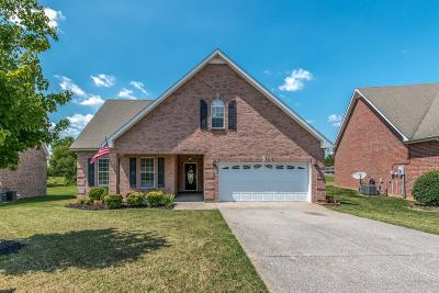 Spring Hill Single Family Home For Sale: 2012 Sunflower Dr