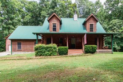 Ashland City Single Family Home For Sale: 1065 Lee Greer Rd