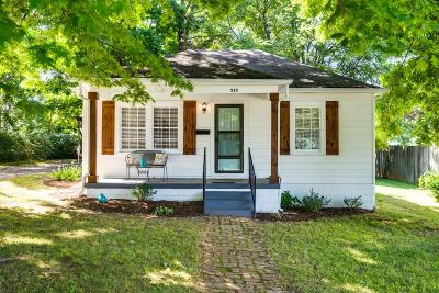 Columbia  Single Family Home Under Contract - Showing: 513 Green Acres Dr