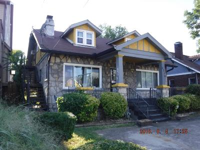 Single Family Home Under Contract - Showing: 2219 10th Ave S