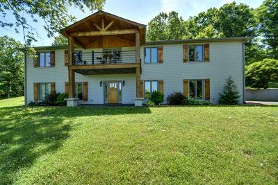 Williamson County Single Family Home Under Contract - Showing: 7849 Barnhill Rd.