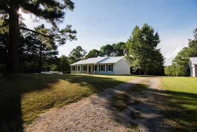Erin Single Family Home For Sale: 2575 Clay Tomlinson Rd # Rd2575