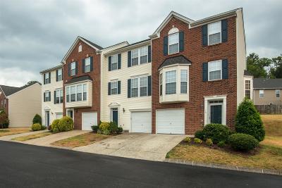 Nashville Condo/Townhouse For Sale: 7277 Charlotte Pike Unit 113 #113