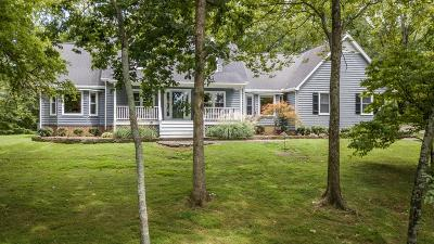 Thompsons Station  Single Family Home For Sale: 6612 Cool Springs Rd