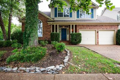 Franklin Single Family Home Under Contract - Showing: 100 Cavalcade Dr