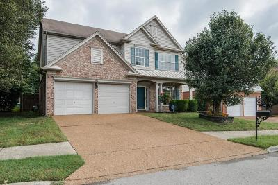 Franklin Single Family Home Under Contract - Showing: 304 Fletcher Ct