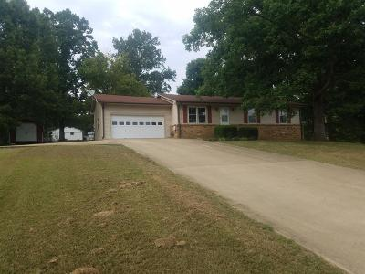Lawrenceburg Single Family Home For Sale: 99 Beasley Rd