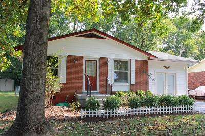 Hendersonville Single Family Home Under Contract - Showing: 137 Cline Ave