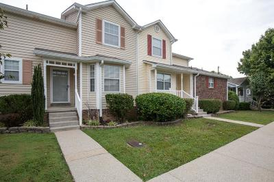 Goodlettsville Condo/Townhouse Under Contract - Showing: 20 Rolling Meadows Dr